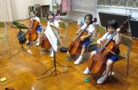 大提琴E班