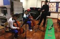 大提琴D班