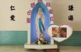 聖母月結束巡遊禮