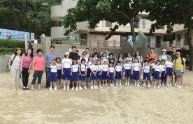 社會服務活動–香港國際海岸清潔運動